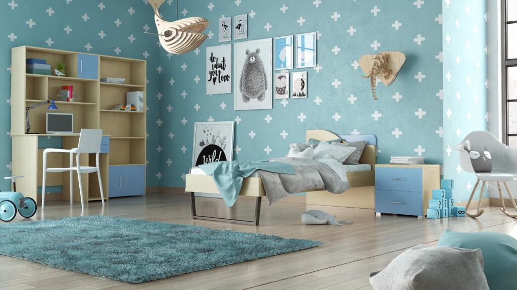Παιδικό δωμάτιο Arc