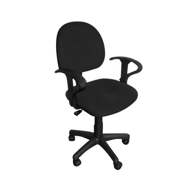 BF433 Πολυθρόνα Γραφείου Mesh Μαύρο